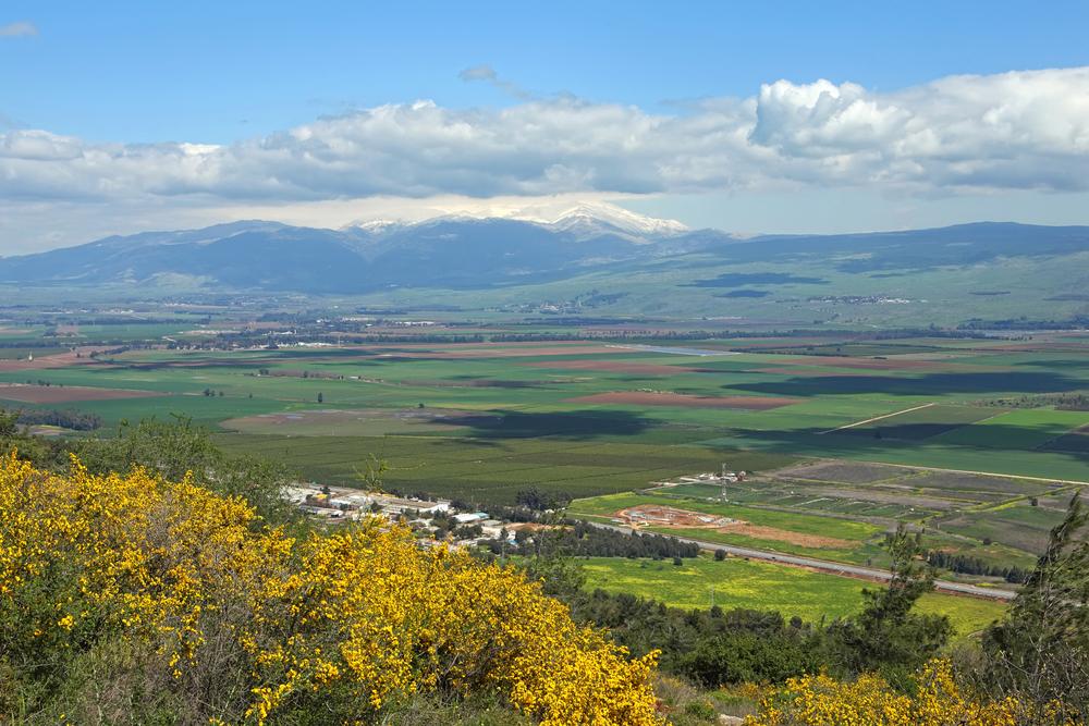 golan paisaje