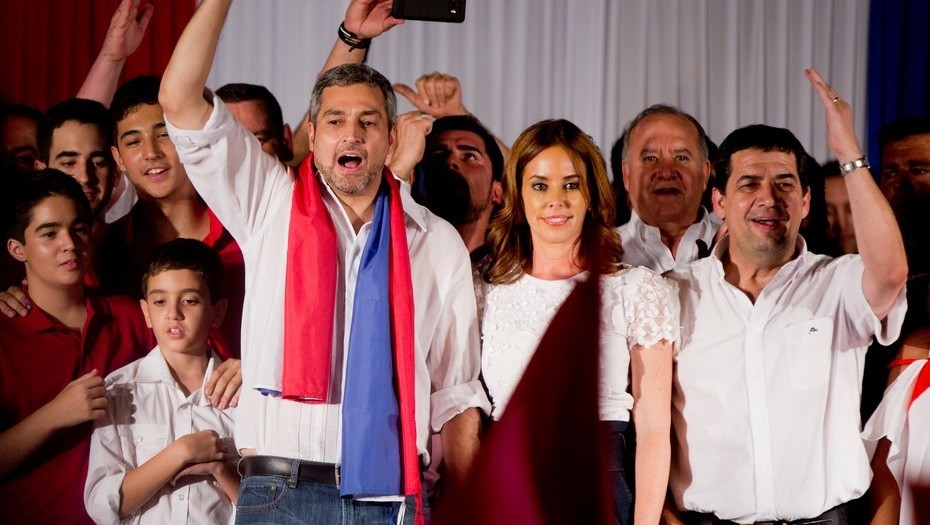 mario abdo benitez paraguay