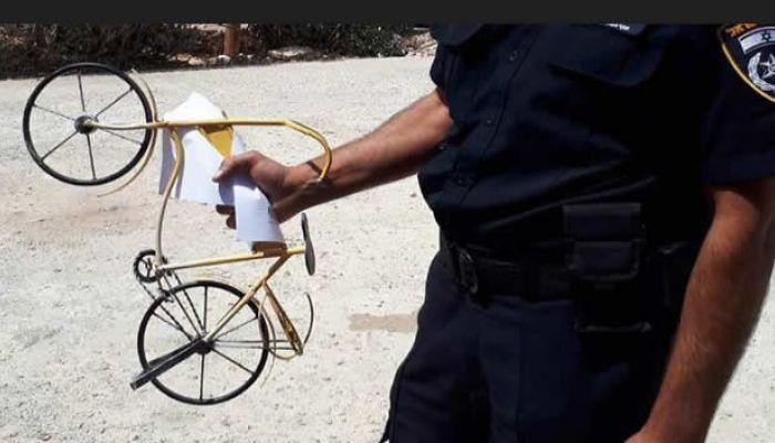 Bicicleta adorno