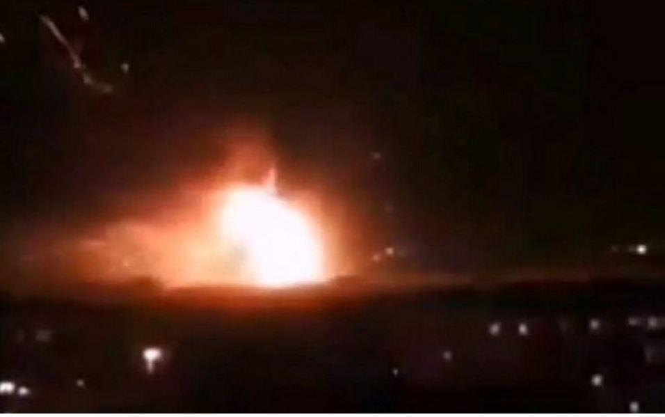 Damasco ataque