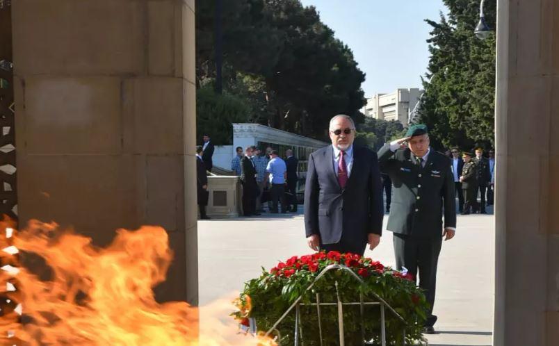 Liberman azerbaiyan