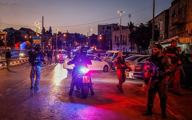 La policía israelí frustró un atentado durante Iom Kipur