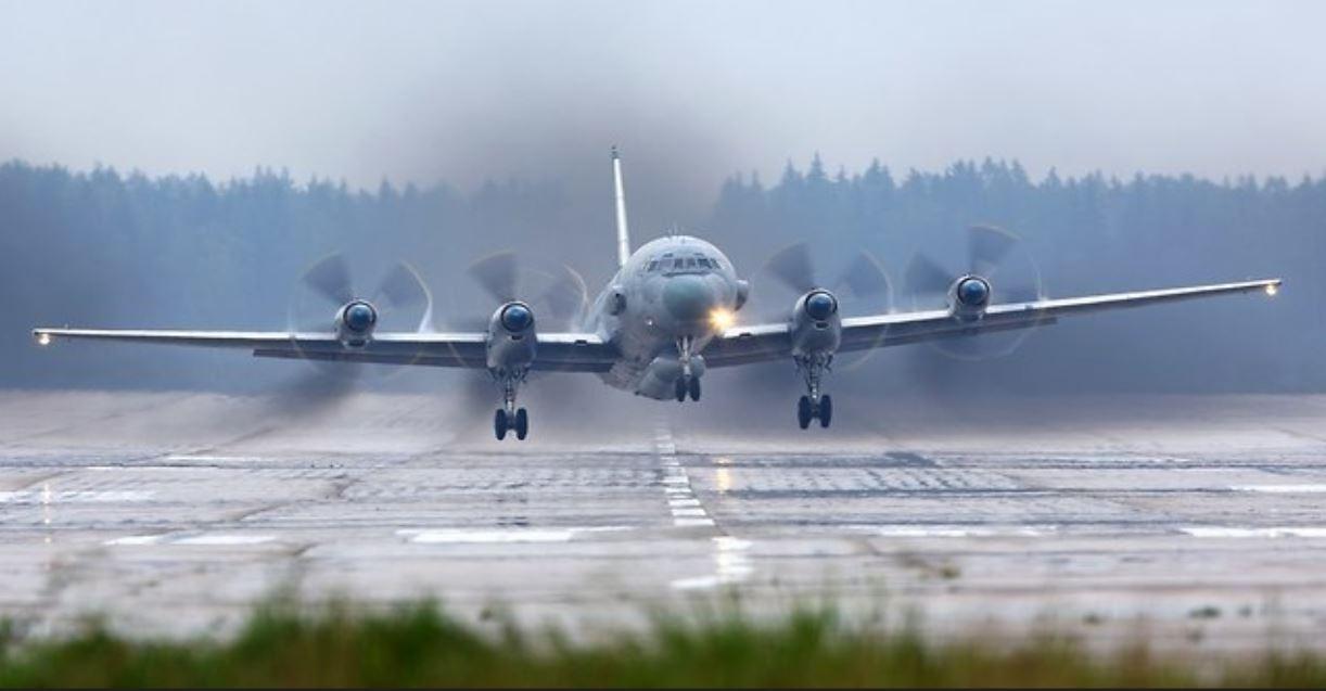 avión ruso IL20