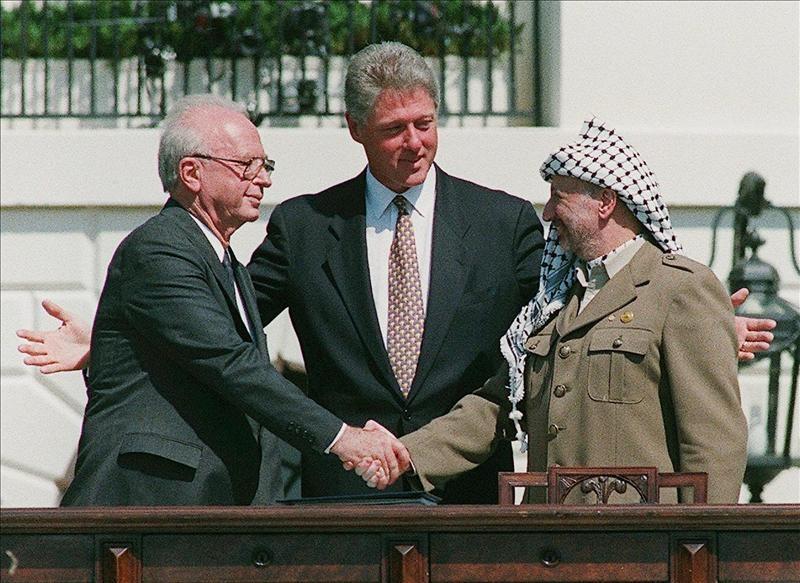 Se cumplen 25 años de la firma de los Acuerdos de Oslo