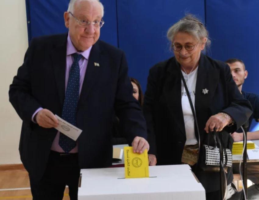 Elecciones Rivlin