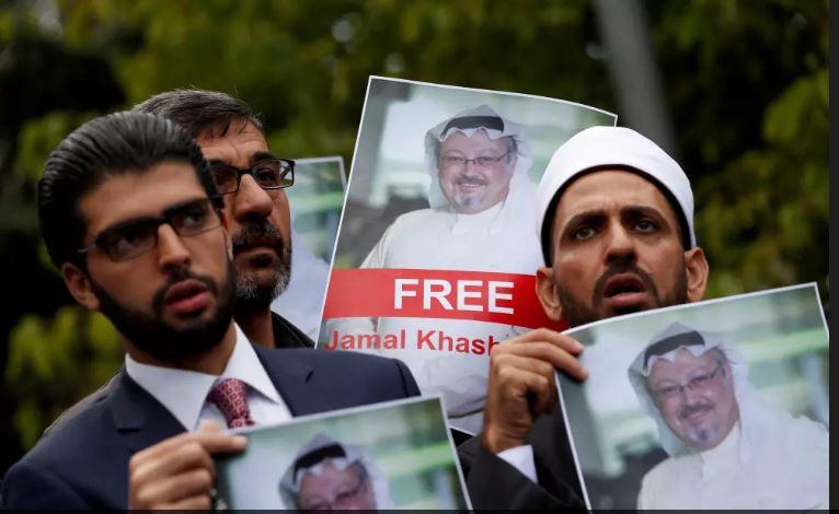 Free Khashoggi