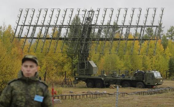 Radar ruso