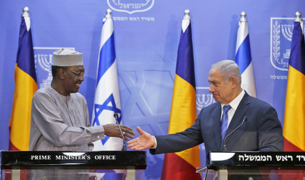 Netanyahu Chad