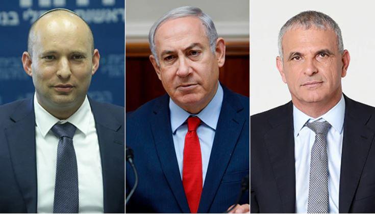 Netanyahu Kahlon Bennett