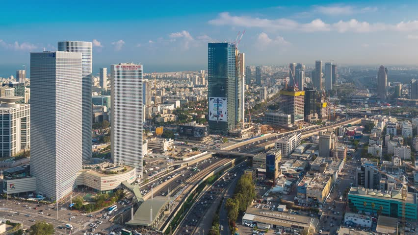 telaviv skyline