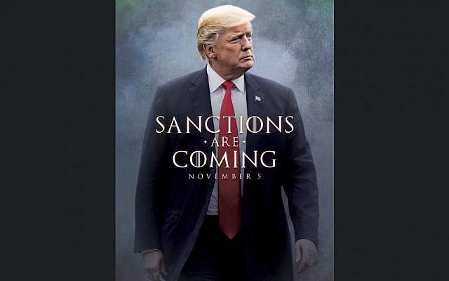 trump sanciones
