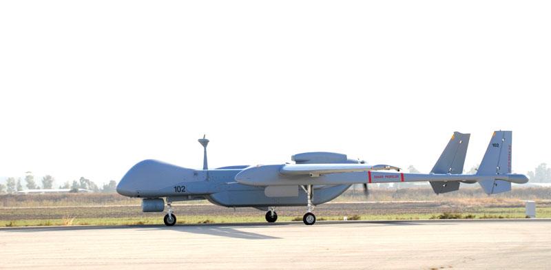 Drone heron