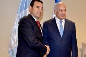 Netanyahu-Morales