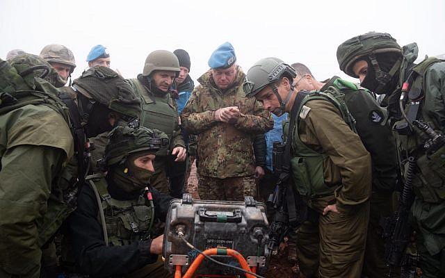 Operación Escudo del Norte