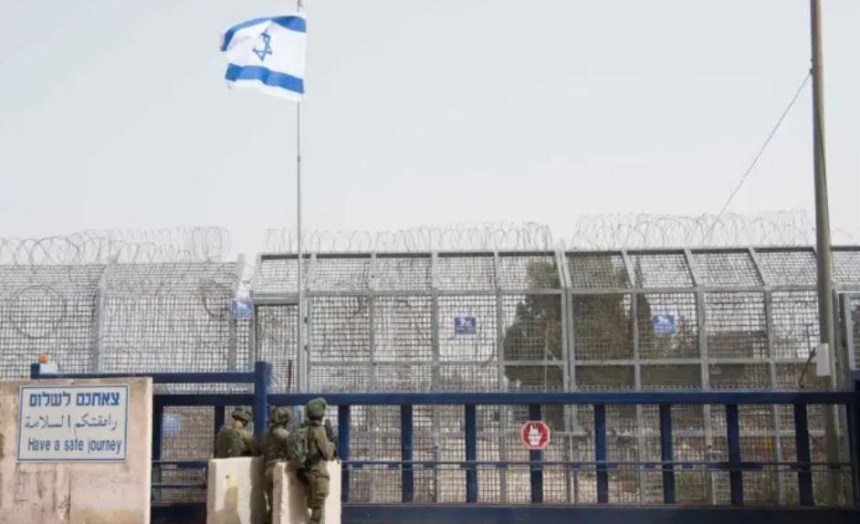 frontera Golán
