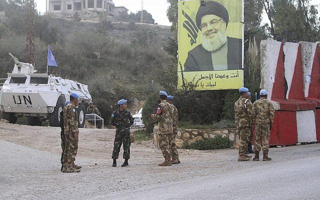 frontera Israel Líbano
