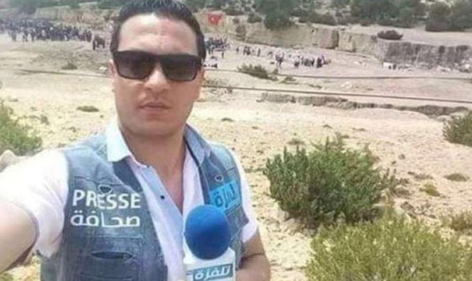 periodista Túnez