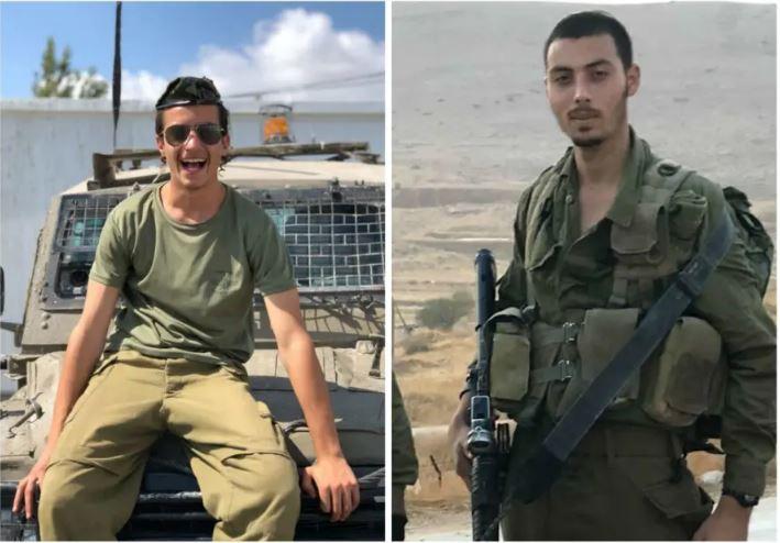 soldados fdi asesinados