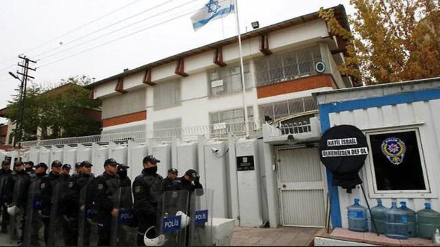 Embajada de Israel en Turquía
