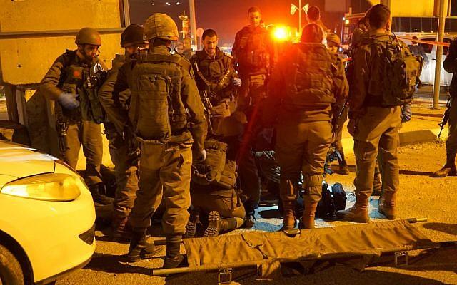Nablus intento de ataque terrorista
