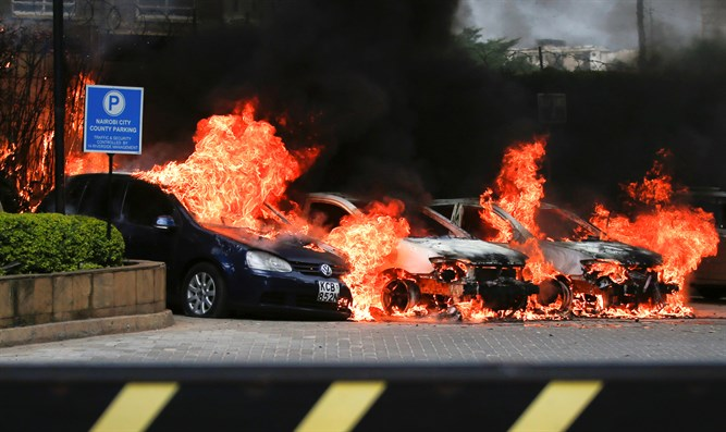 Nairobi atentado