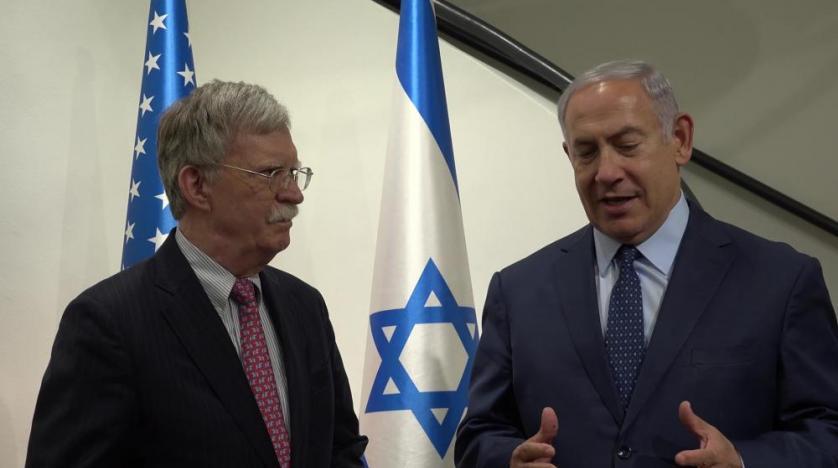 Netanyahu Bolton2