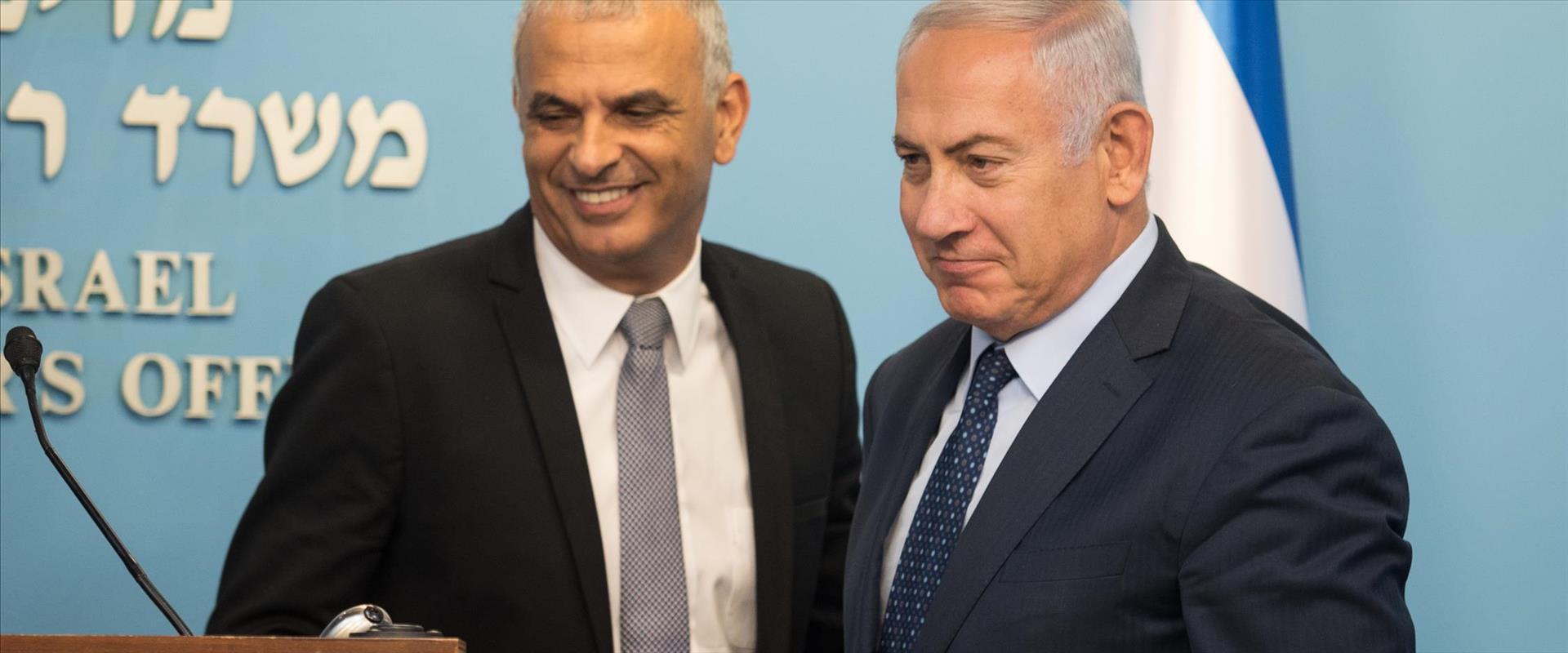 Netanyahu Kahlon