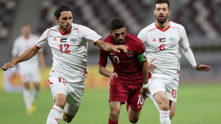 futbol palestina