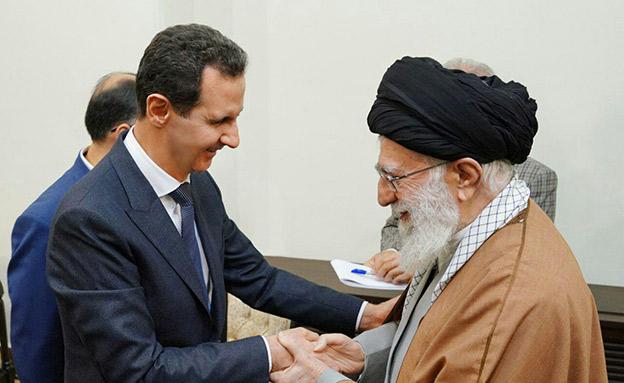 Assad-Khamenei