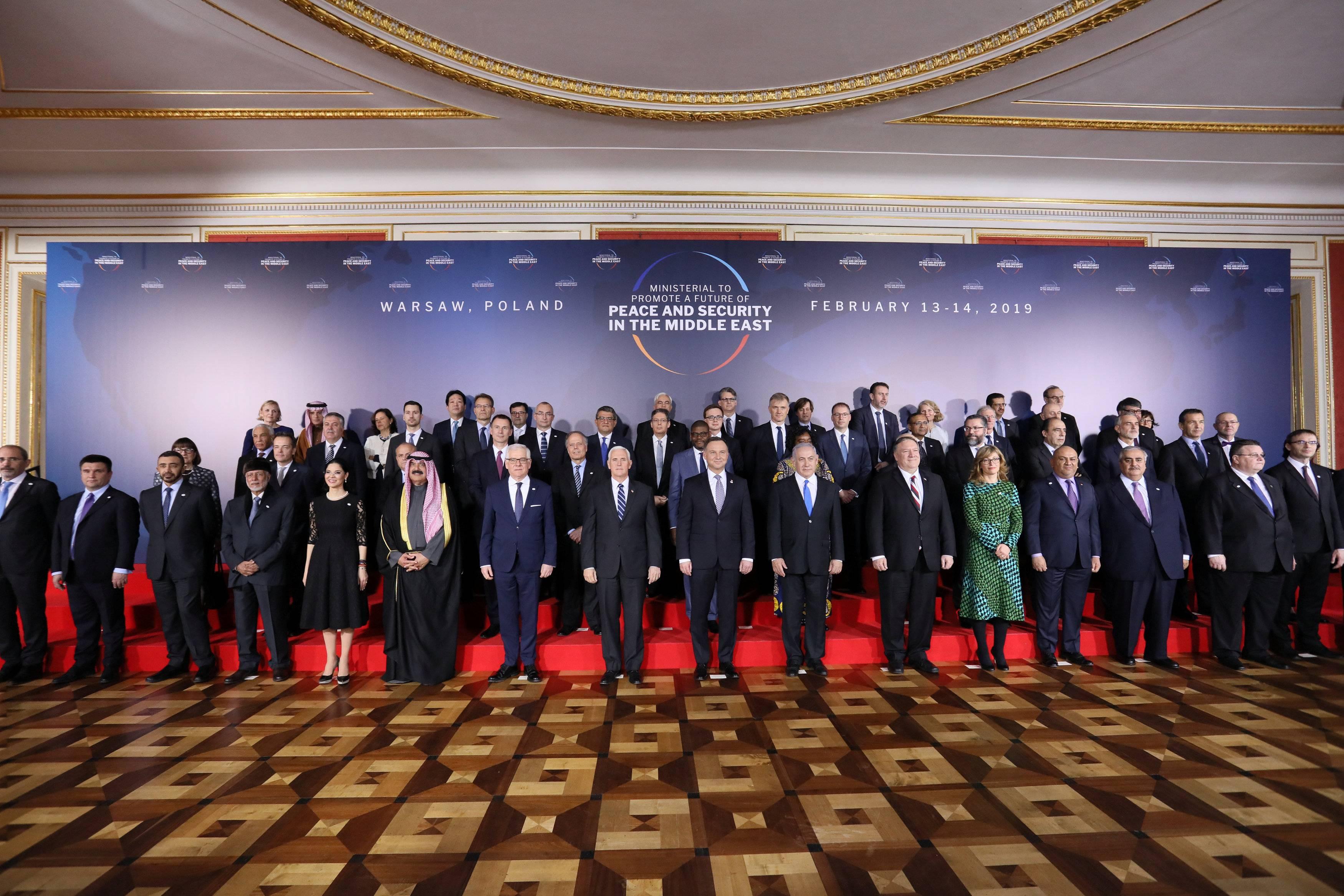 Cumbre de Varsovia