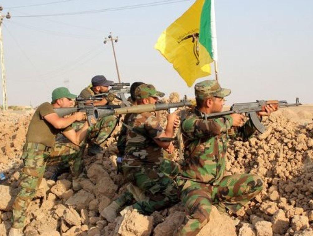 Hezbollah en Siria