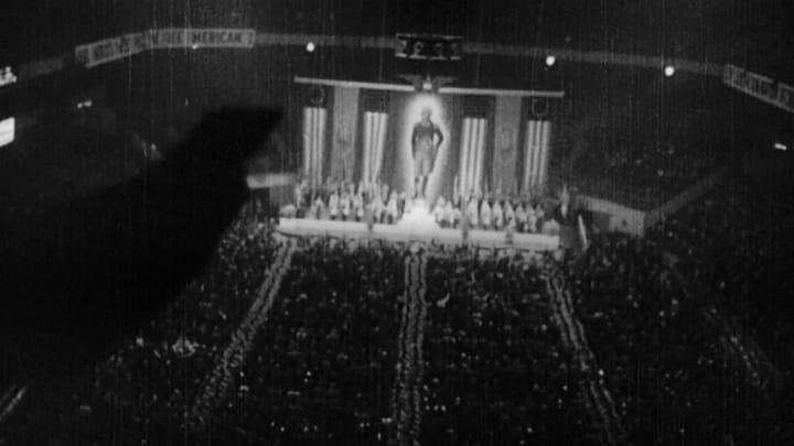 Madison Square Garden nazi
