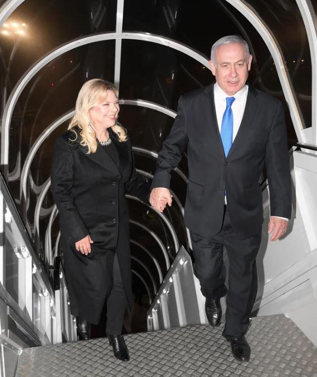 Netanyahu Cumbre de Varsovia