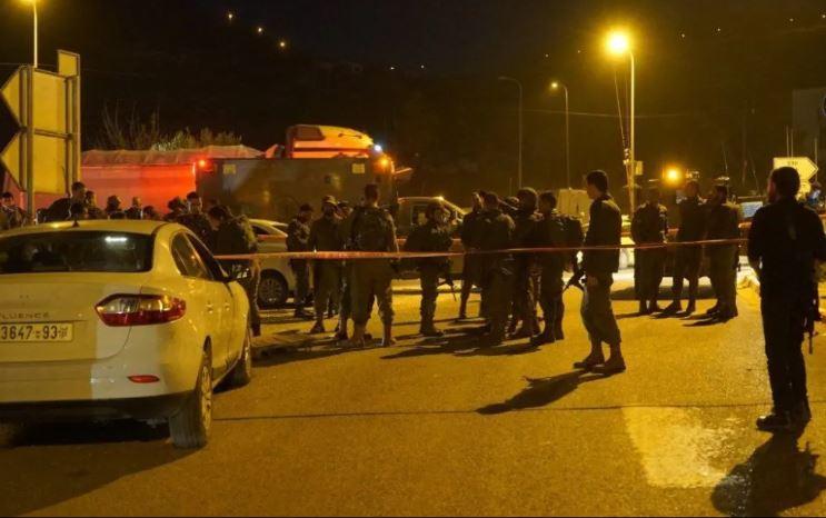 intento de atentado en Jenín 2