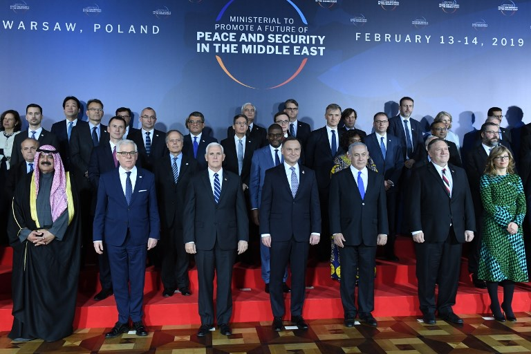POLAND-US-DEFENCE-POLITICS-DIPLOMACY-CONFERENCE