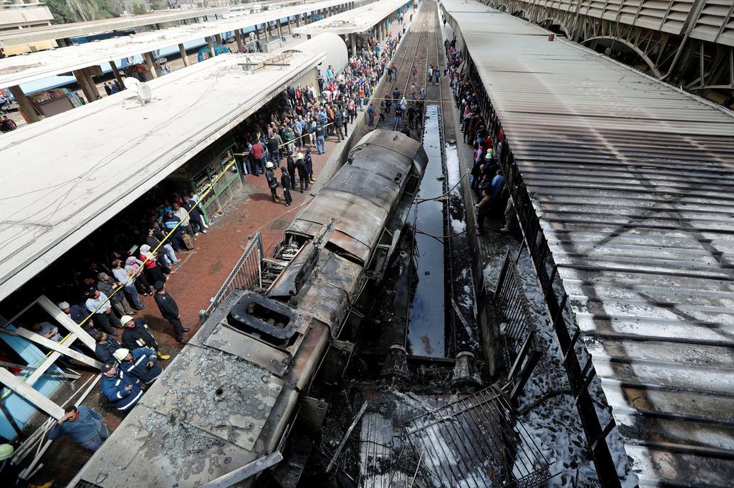 tren egipto