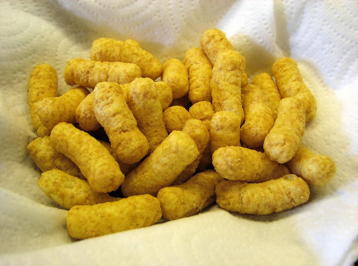 Bamba snack