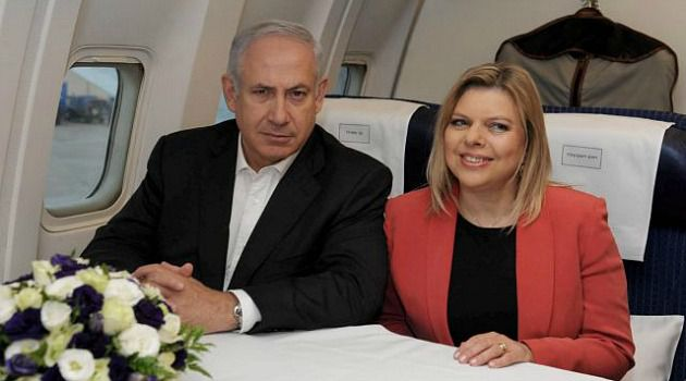 Binyamin y Sarah Netanyahu