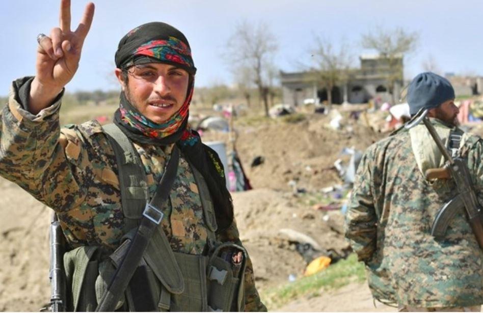 Fuerzas Democráticas Sirias
