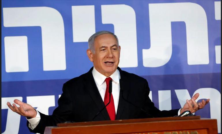 Netanyahu acusación
