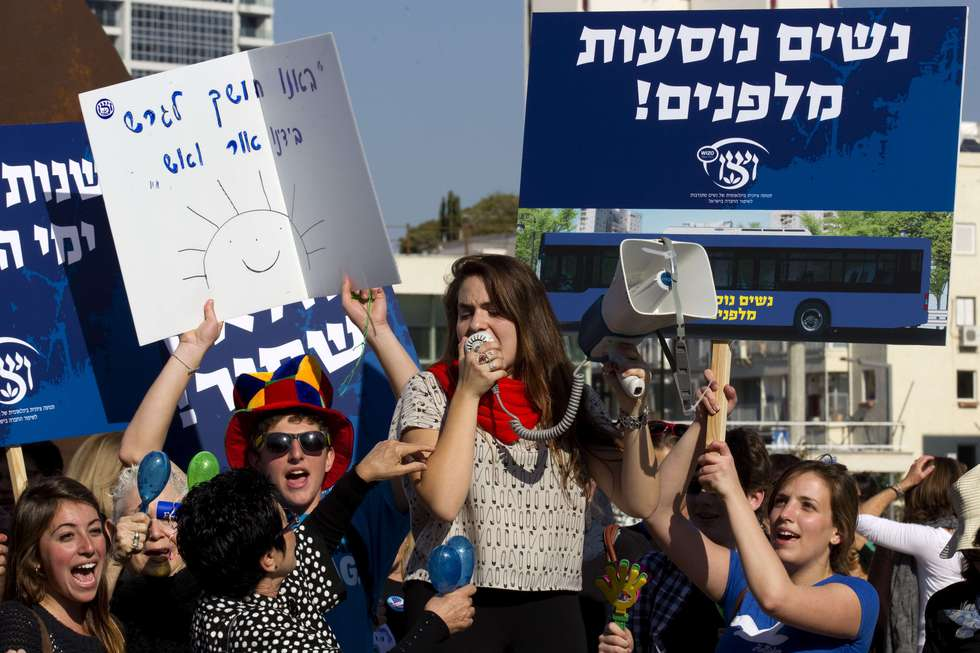 ISRAEL-WOMEN-RELIGION-RIGHTS