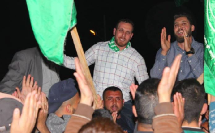 Asem y Salih Barghouti