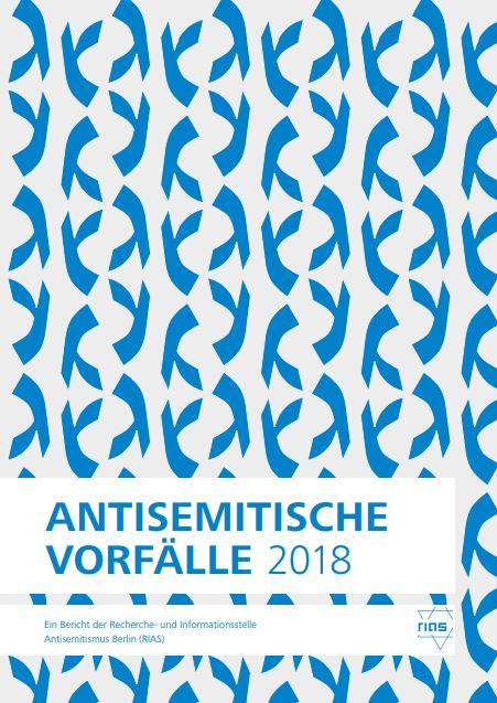 Berlín – Incidentes antisemitas 2018