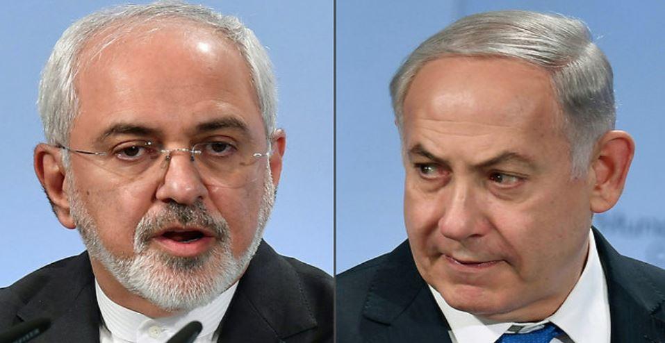 Netanyahu Javad Zarif