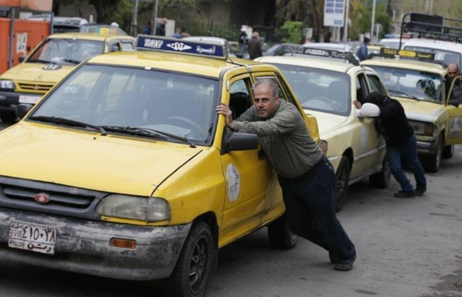Siria crisis de combustible