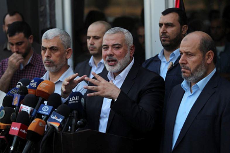 liderazgo Hamás