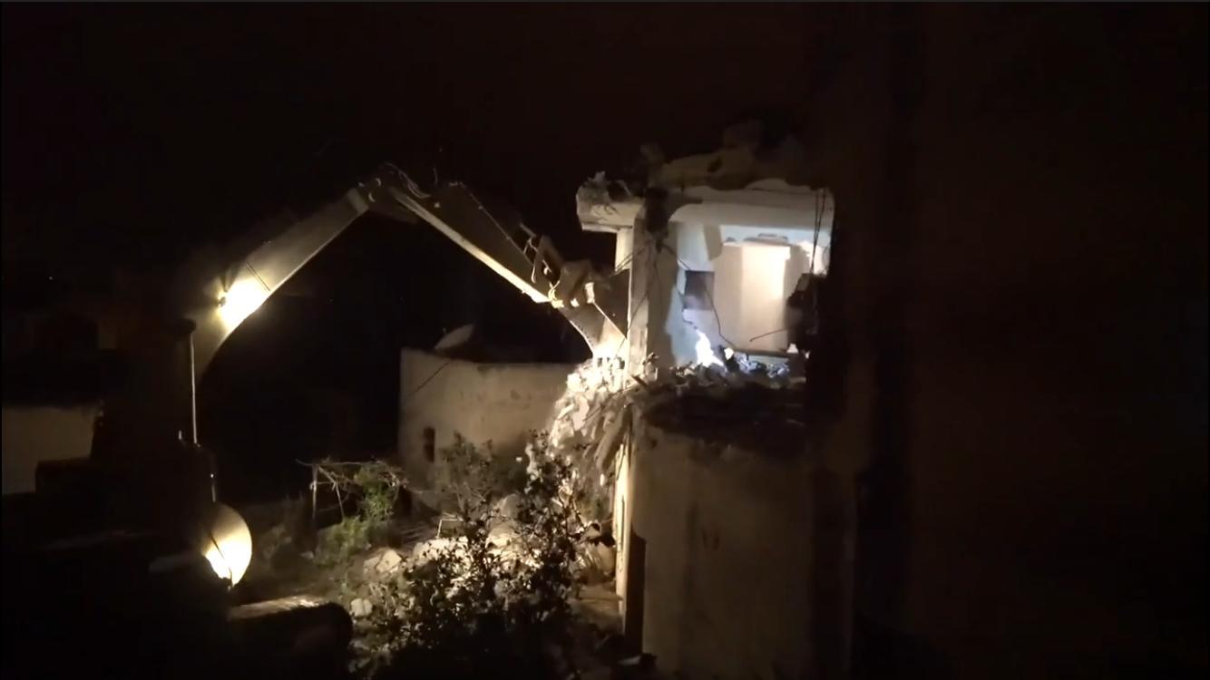 vivienda de terrorista en Kobar