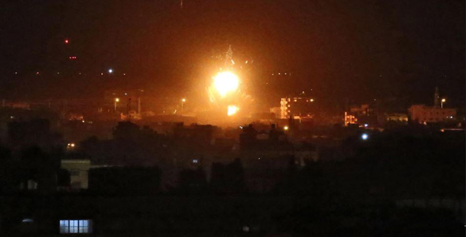 Gaza Ataque israelí