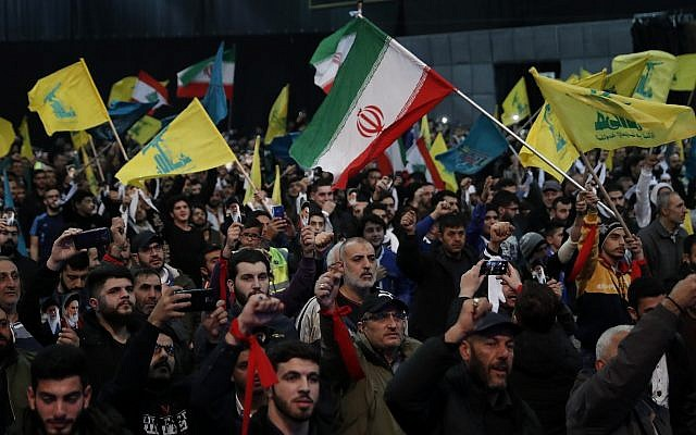 Hezbollah Irán