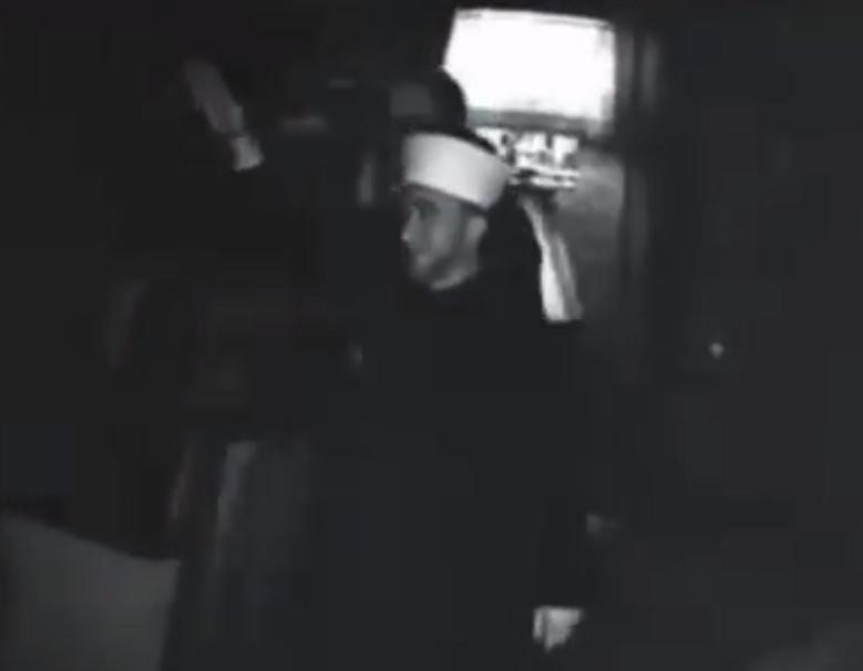 Mufti saludo nazi